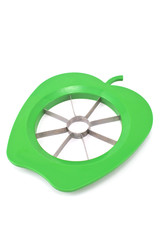 Apple slicer cutter isolated on white