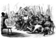 Riot - Emeute, Bagarre - 19th century