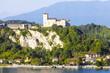 Rocca di Angera color image