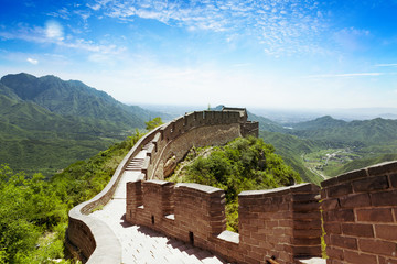 The Great Wall of China © lapas77