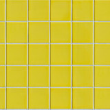 Yellow Tiles. Seamless Texture.