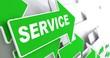 Service. Business Concept.