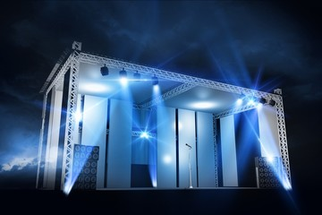 Concert Stage Illumination