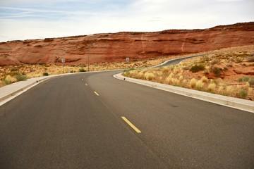 Arizona Sandstone Road