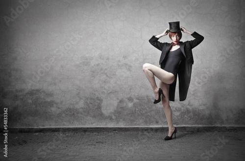 woman cabaret