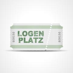 ticket v3 logenplatz I