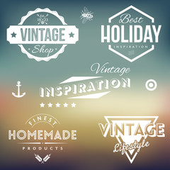Vintage Labels