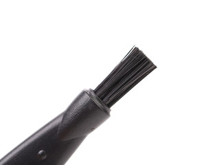 Black plastic brush.