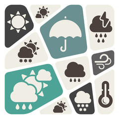 Weather day background