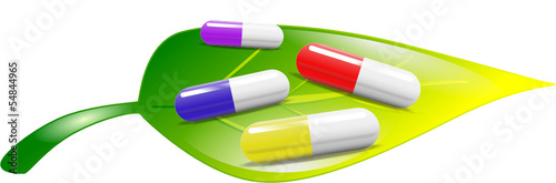 pflanzliche Medikamente