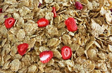 cereali ai frutti rossi