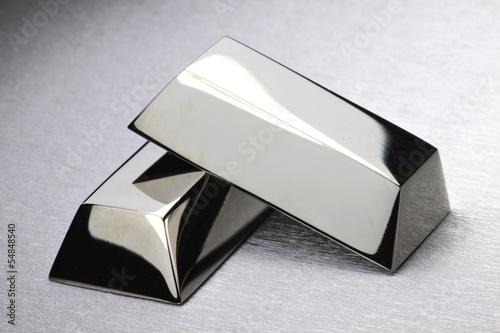 Silberbarren - 54848540