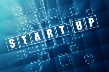 Start-up business concept
