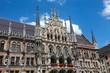 New City Hall in Munich (Munchen)