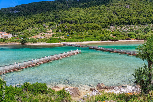 National park on island Mljet
