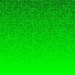 Abstract Green Background, vector illustration