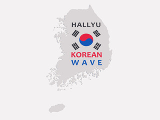 Hallyu_Korean Wave_map