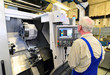 Arbeitskraft in der Industrie // industry workmen