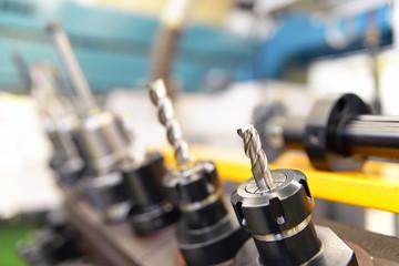 Bohrer für CNC Maschinen // Engineering