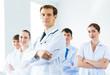 team of doctors