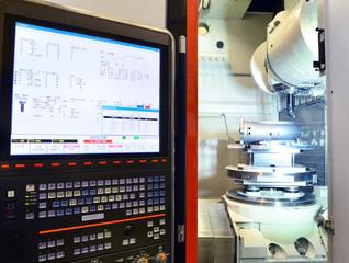 CNC Engineering Factory