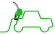 Der Autokraftstoff