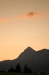 Berg Einstein im Tannheimer Tal