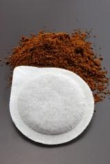 Cialda di caffè espresso
