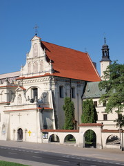 St Joseph church, Lublin, Poland