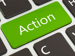 Action Button - keyboard