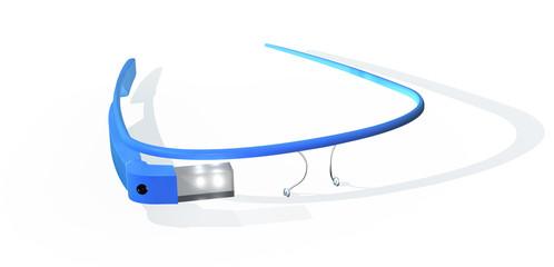 Google glass occhiali interattivi
