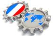 Frankreich und die Welt