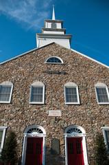 Friedensville Kirche