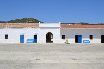 Ex Carcere dell'Asinara - Diramazione Centrale