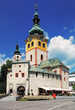 Banska Bystrica - Barbakan castle, Slovakia