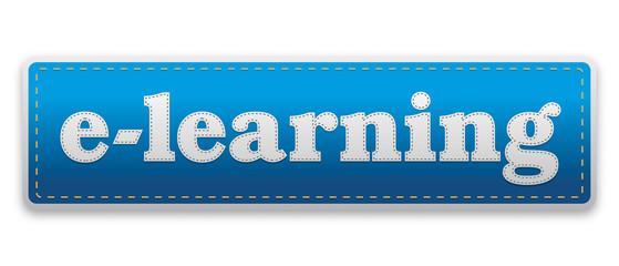 e-learning blue label
