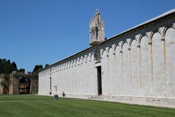 Pisa Camposanto Monumentale