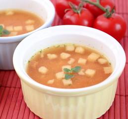 Tomatensupppe