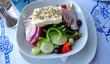 Obrazy na płótnie, fototapety, zdjęcia, fotoobrazy drukowane : Salade grecque