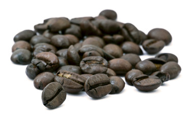 Coffee Beans Cluster