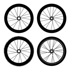 bicycle tires