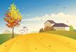 Rural fall