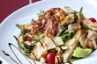 Salade composée, entrée, aliment, cuisine, gastronomie