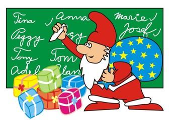 Elf - Santa Claus