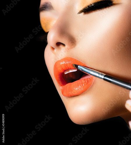 Fototapeten,makeup,makeup,lippen,lippenstift