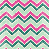 Old paper chevron seamless pattern