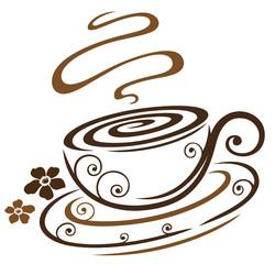 Kaffee, coffee, Kaffeetasse, Kaffeebohnen, Cafe