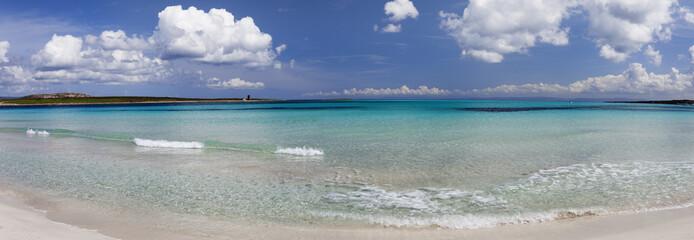 Stintino beach,Sardinia,Italy.