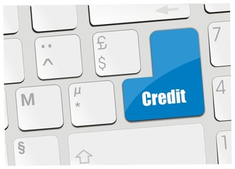 clavier credit