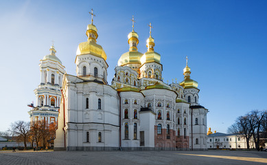 Dormition Cathedral. Kiev. Ukraine.